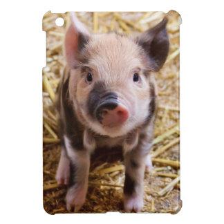 Cute Baby Piglet Farm Animals Barnyard Babies Case For The iPad Mini