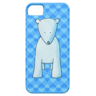 Cute baby polar bear. iPhone SE/5/5s case