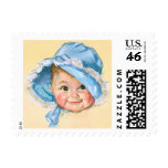 Cute Baby Portrait Stamps