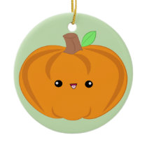 Cute Baby Pumpkin ornament