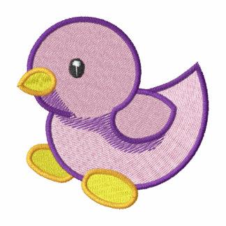 Cute Baby Purple Duck