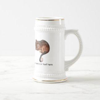Cute Baby Ringtail Possum Beer Stein