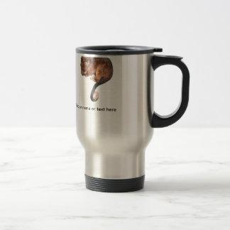 Cute Baby Ringtail Possum Travel Mug