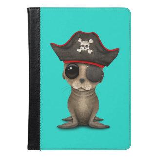Cute Baby Sea lion Pirate iPad Air Case