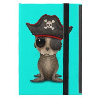 Cute Baby Sea lion Pirate iPad Mini Case