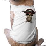 Cute Baby Sea lion Pirate Shirt