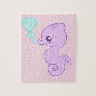 Cute Baby Seahorse puzzle