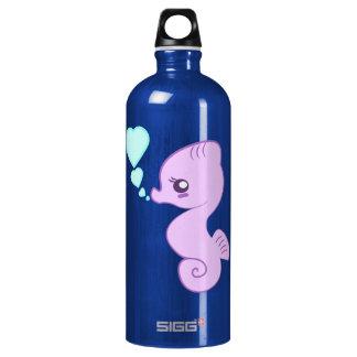 Cute Baby Seahorse Water Bottle