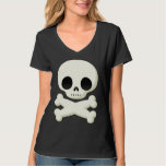 Cute Baby Skull and Cross Bones shirt