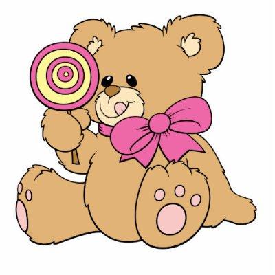 http://rlv.zcache.com/cute_baby_teddy_bear_with_lollipop_photosculpture-p153922964899811728qdjh_400.jpg
