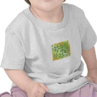 Cute Baby Tee Shirts Summer Citrus Flowers ✿ T-shirt