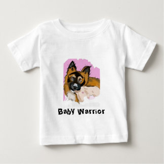 Cute Baby Tee with Puppy