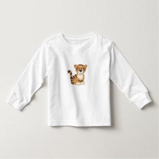 Cute Baby Tiger Toddler T-shirt