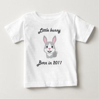 Cute baby tshirt Chinese zodiac 2011 bunny rabbit