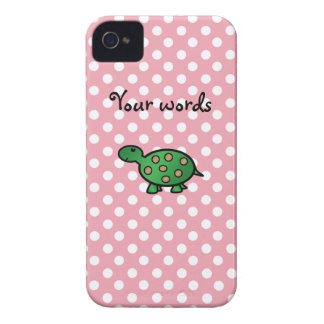 Cute baby turtle iPhone 4 Case-Mate case