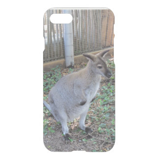 Cute Baby Wallaby Animal iPhone 7 Deflector Cases