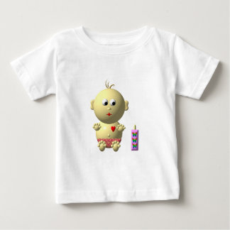 Cute baby with heart! baby T-Shirt