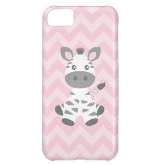 Cute Baby Zebra Case For iPhone 5C