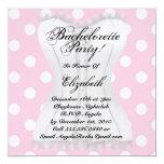 CUTE Bachelorette Party Design Personalized Invite