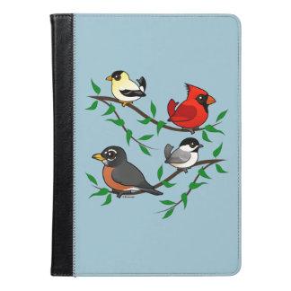 Cute Backyard Birds iPad Air Case