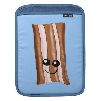 Cute Bacon Cartoon  Rickshaw Sleeve Sleeve For iPads