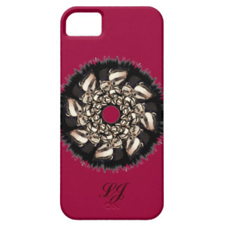 Cute Badger Cubs Fractal iPhone 5 Cover