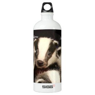 Cute Badger Cubs SIGG Traveler 1.0L Water Bottle