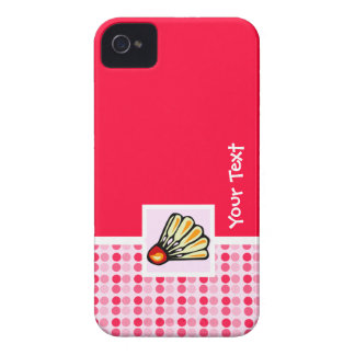 Cute Badminton iPhone 4 Case