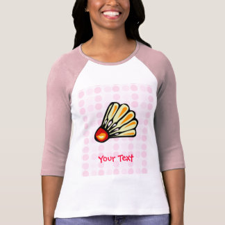 Cute Badminton T-Shirt