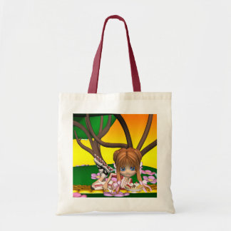 Cute bag with cutie pie by Moonlake