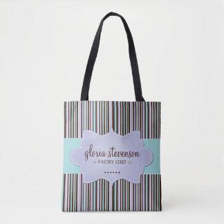 Cute Bakery Branding Reusable Bag
