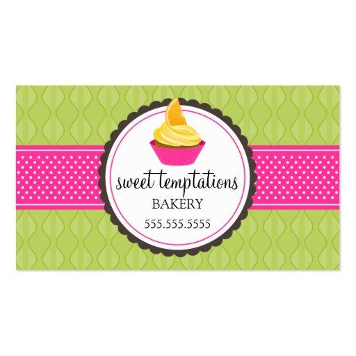 Cute Bakery Cupcake Business Cards | Zazzle: www.zazzle.com/cute_bakery_cupcake_business_cards-240438020132739122
