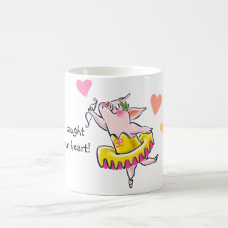 Cute Ballerina Angel! Coffee Mug