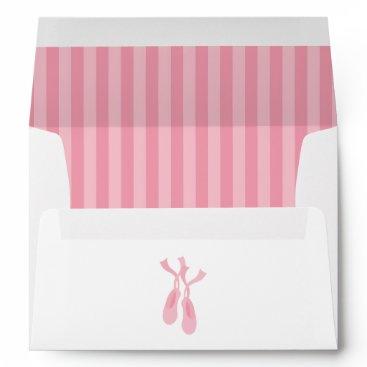 heartlocked Cute Ballerina Envelope