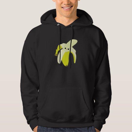 Cute Banana Kawaii hoodie