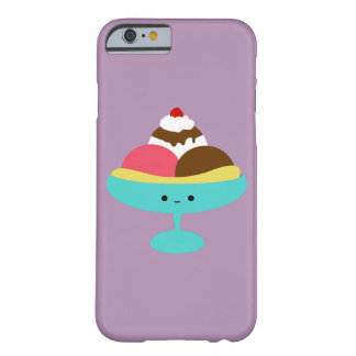 Cute Banana Split Barely There iPhone 6 Case