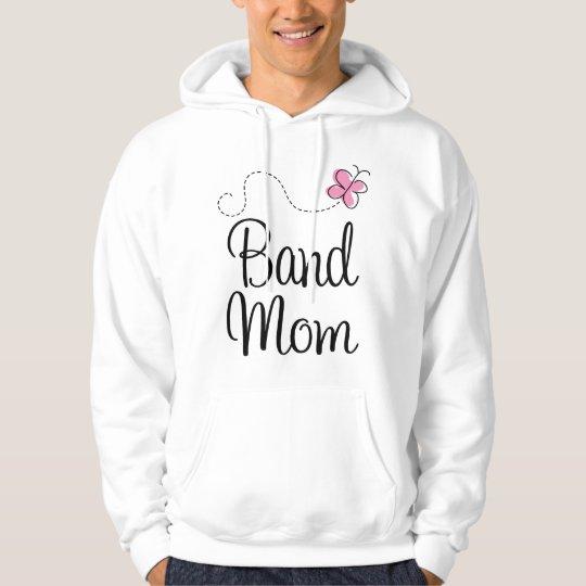 Cute Band Mom Gift Hoodie