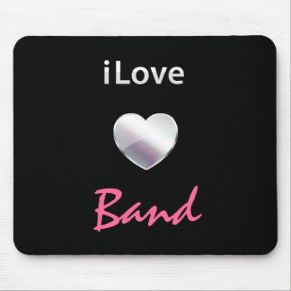 Cute Band Mouse Pad