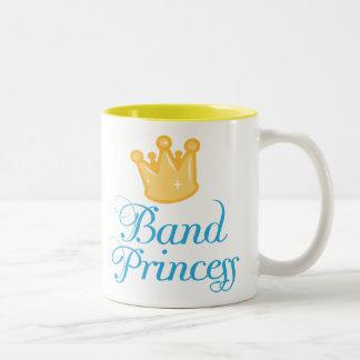 Cute Band Princess Music Gift Coffee Mugs