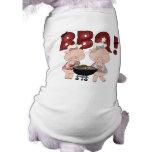 Cute Barbecue Gift Dog Tee Shirt