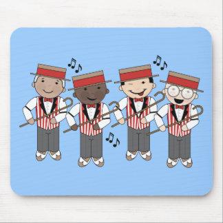 Cute Barbershop Quartet Gift Mouse Pad