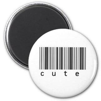 Cute Barcode Magnet