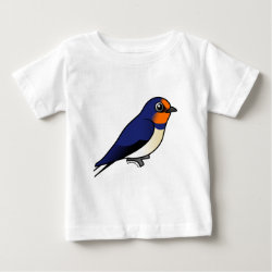 Cute Barn Swallow T Shirts Gifts By Birdorable