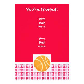 Cute Basketball Card