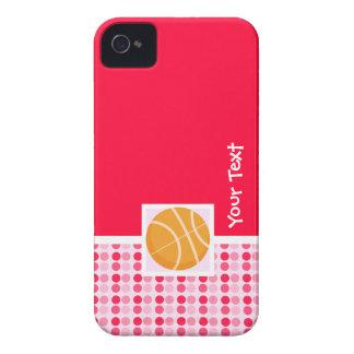 Cute Basketball iPhone 4 Cover