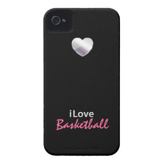 Cute Basketball iPhone 4 Cases