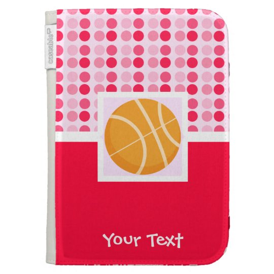 Cute Basketball Case For Kindle