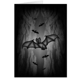 cute Bat Card