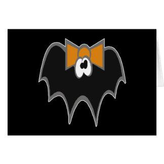 Cute-Bat Greeting Card