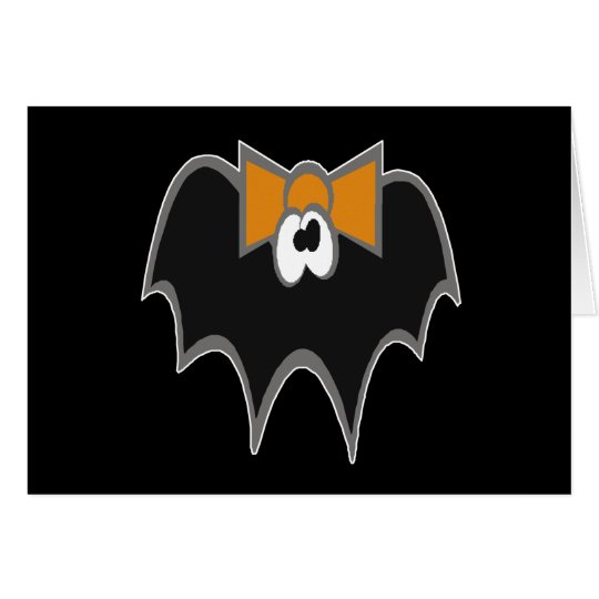 Cute-Bat Card